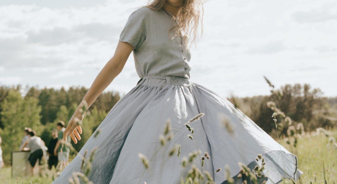 Spring Dress Field