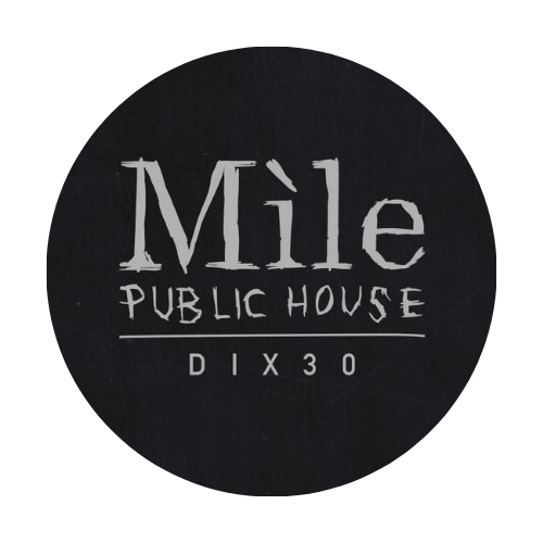 Mile Public House logo