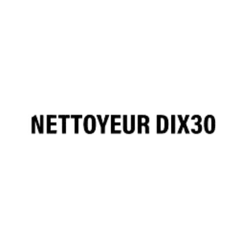 Nettoyeur DIX30 logo