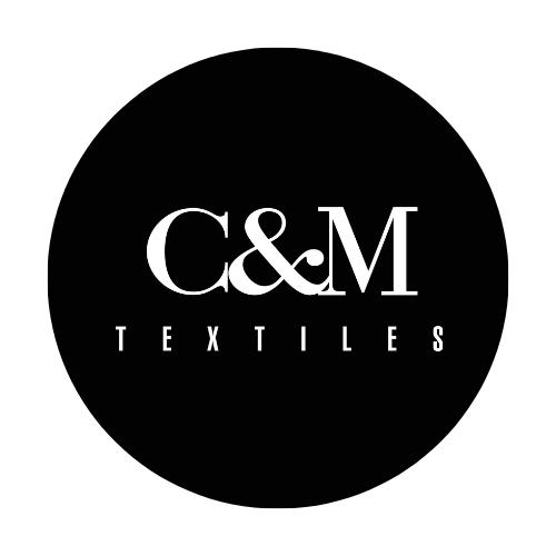 C & M Textiles logo