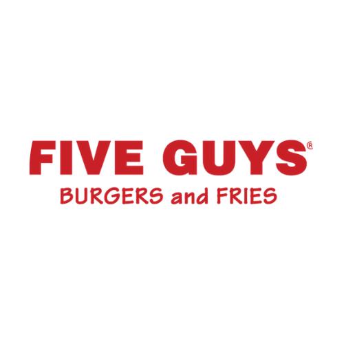 Five Guys Burger logo