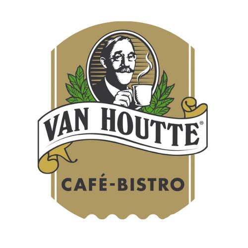 Café Bistro Van Houtte logo