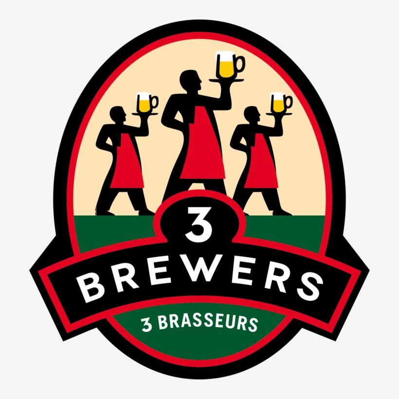 3 Brewers logo