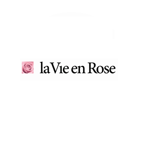 La Vie En Rose logo