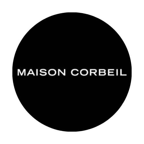 Maison Corbeil – Must logo