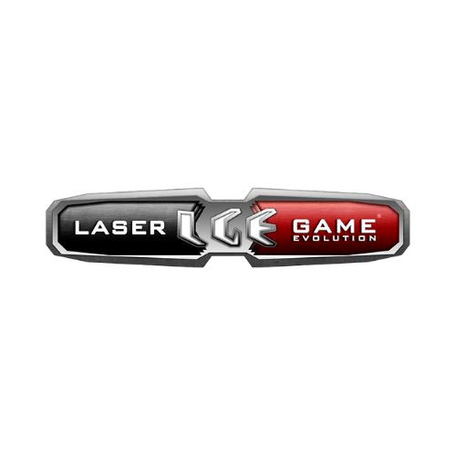 Laser Game Evolution logo