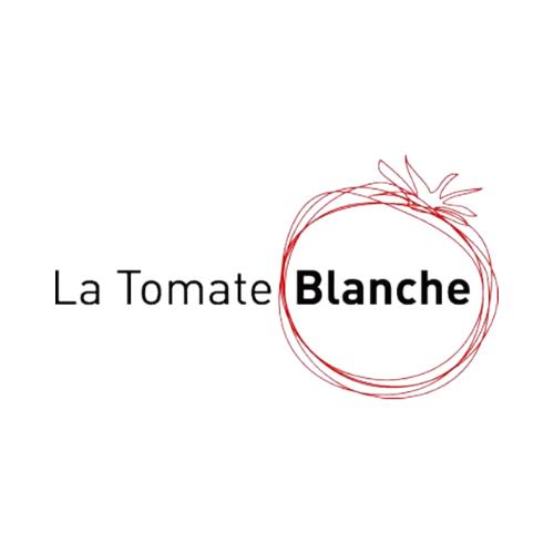La Tomate Blanche logo