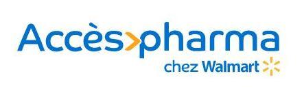Accès Pharma – Walmart logo