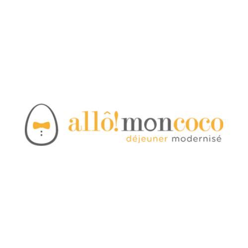 Allo Mon Coco logo