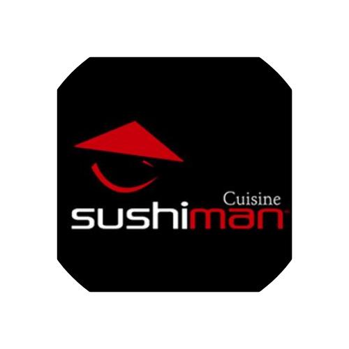 Sushiman logo