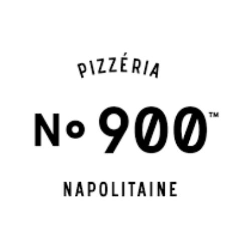Pizzeria No.900 logo