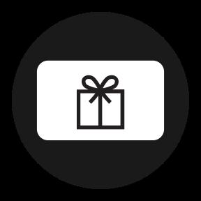Vente de Cartes-Cadeaux logo